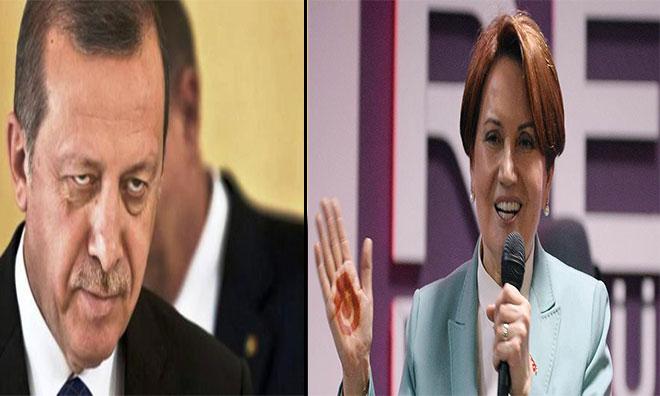 """""""Erdoğan, Akaşener'e Hayatı Dar Edecek"""""""