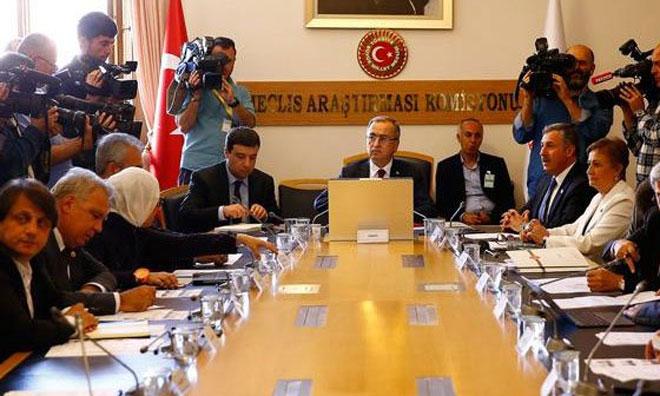 Darbe Komisyonu'nda AKP-FETÖ İlişkileri Rötarı