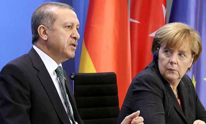 Bu Sefer Durum Ciddi... Merkel Veto Kararını Bildirdi