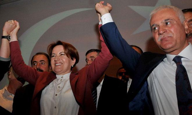 Akşener'in Yeni Partisinin İsmi Belli Oldu