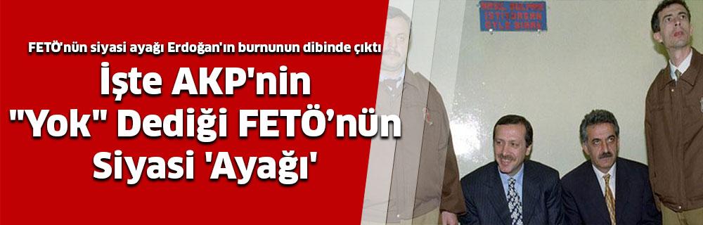 """İşte AKP'nin """"Yok"""" Dediği Siyasi 'Ayak'"""