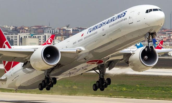 THY Uçağında Atatürk Krizi