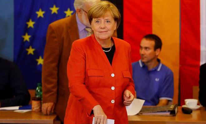 Almanya'nın Seçimi