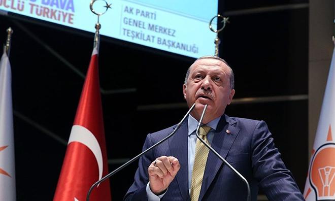 """""""Biz Tökezlersek Türkiye de Sıkıntıya Düşer"""""""