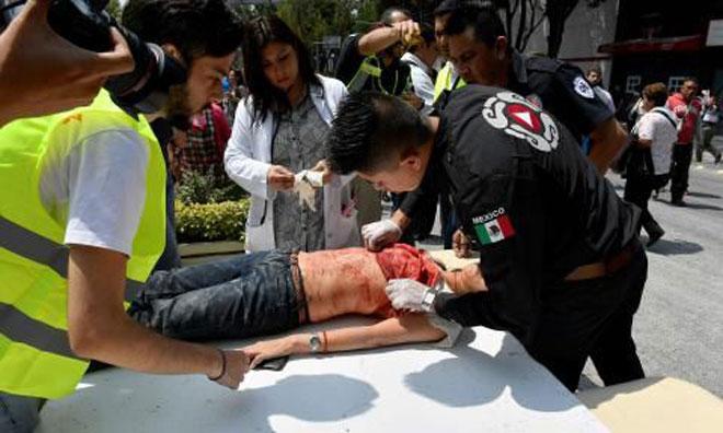 Meksika'da Deprem: En Az 150 Ölü