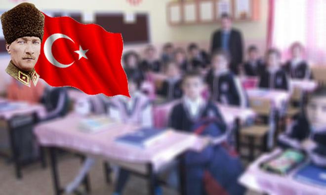 Müfredattan Atatürk Çıkarıldı, Arap Turistler Geldi