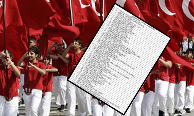 15 Temmuz Var, İstanbul'un Fethi Var Milli Bayramlar Yok