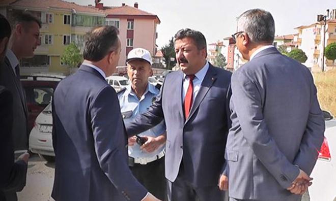 """""""AKP Milletvekiliyim, Beni Durduramazsın"""""""