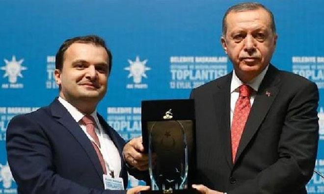 """Şikayetçi HDP'li, Arazi Sahibi CHP'li"""