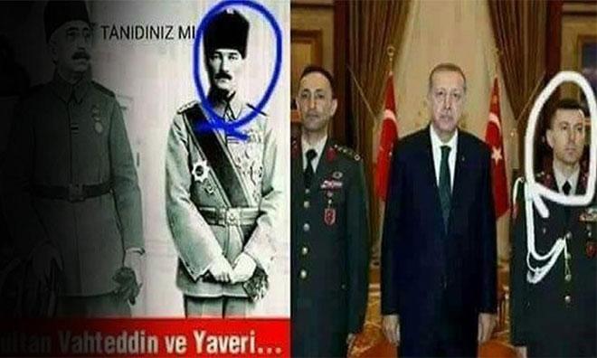 AKP'li Belediye Çalışanı Atatürk'ü Darbeci Olarak Gösterdi
