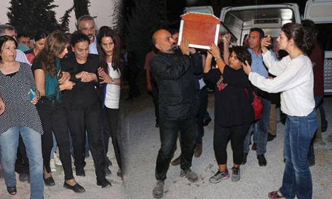 HDP'li Tuğluk'un Annesinin Cenazesine Tekbirli Saldırı