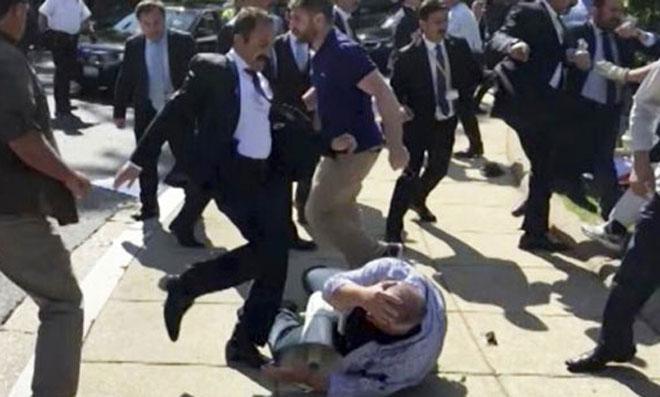 ABD'den Erdoğan'ın Korumalarına Kötü Haber