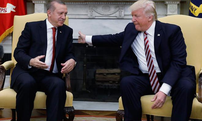 """""""Mesajı Erdoğan'a İletmeniz İçin Uyarıyoruz"""""""