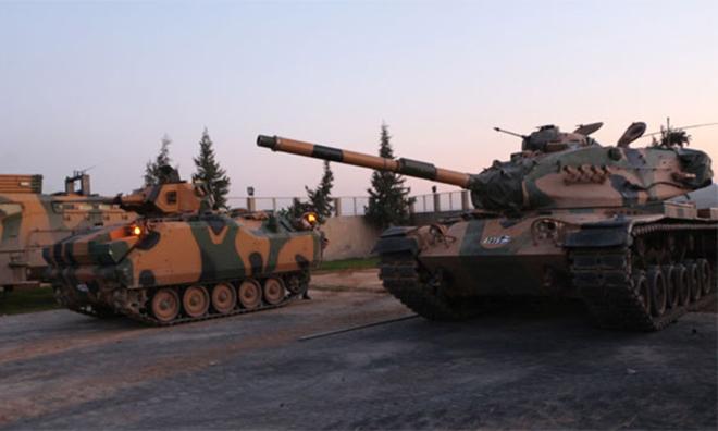 TSK'dan İdlib Açıklaması: Sınırı Geçtik
