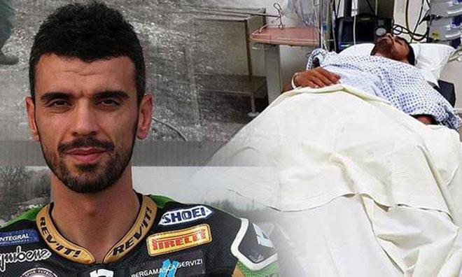 Şampiyon Yarışçı Ölümden Döndü