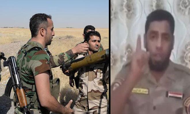 """""""Türk Askerlerini Irak'tan Çekmezsen…"""""""