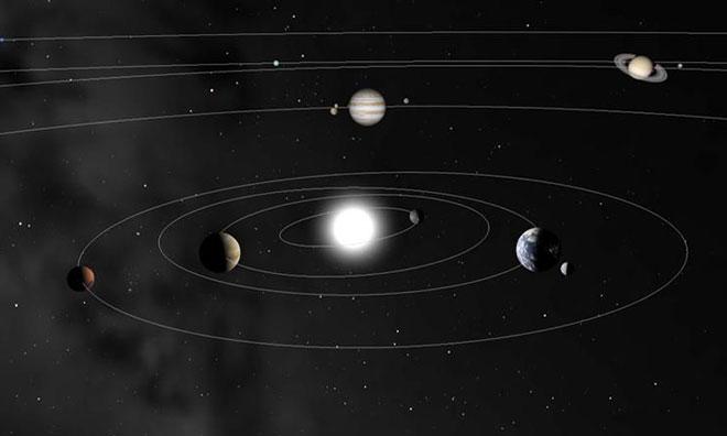Google Maps'le Artık Güneş Sistemini Ziyaret Edebirlisiniz