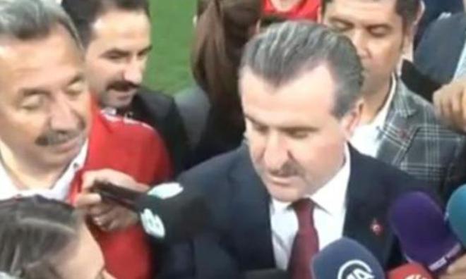 """""""Beşiktaş Kulübü'nün mü o Saha Ya! Parasını Biz Verdik"""""""