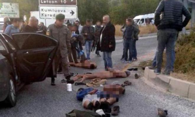 PKK Şüphelilerine Çıplak Gözaltı