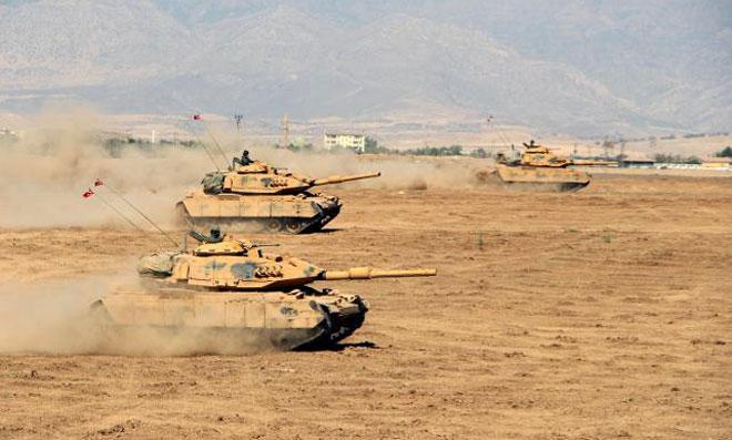 TSK Destekli İdlib Operasyonu
