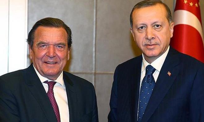 Erdoğan'dan 'Bağımsız' Yargıya Tahliye Talimatı