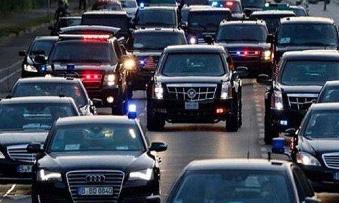 Erdoğan'ın Araba Sevdası.. İşte Saray'ın Garajı