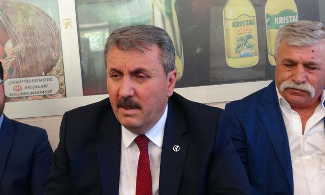 Tutmayın Destici'yi: Kerkük Yetmez Batı Trakya, Kırım da Alınmalı