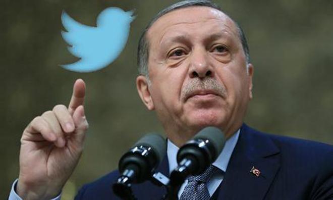 """""""Erdoğan, Hanımefendinin Hesabını Takibe Almış"""""""