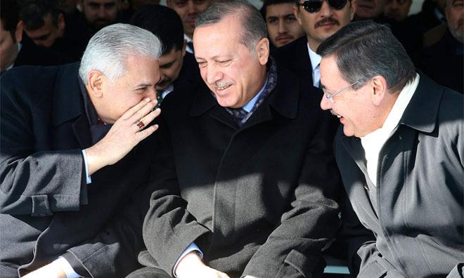 """""""Beni Başbakan Yapın, Sizi Rahatlatayım"""""""