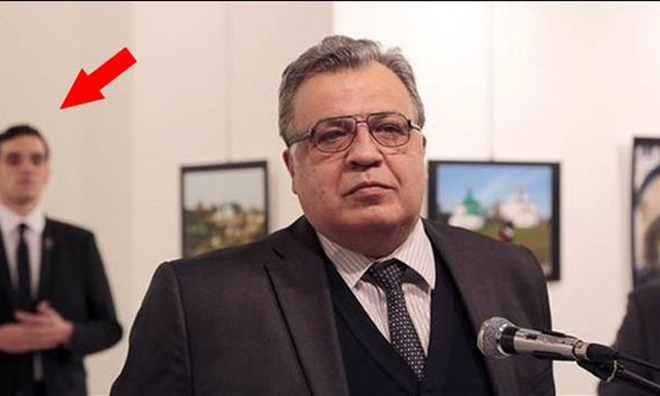 Rus Büyükelçi Suikastinde TV Yapımcısı Tutuklandı