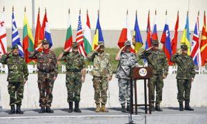 NATO Tatbikatında Skandal