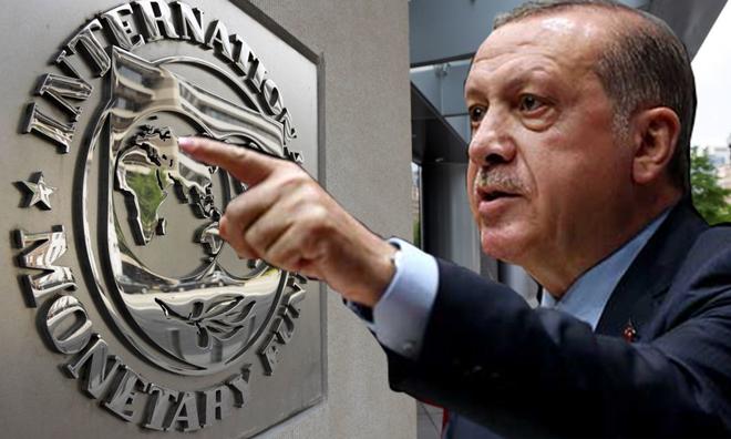 """""""Türkiye IMF'ye Borç Verdi"""" Sözü de Hikaye Çıktı"""