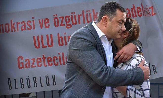 174 Gün Sonra Özgürlük… Gazeteci Gökmen Ulu Tahliye Edildi