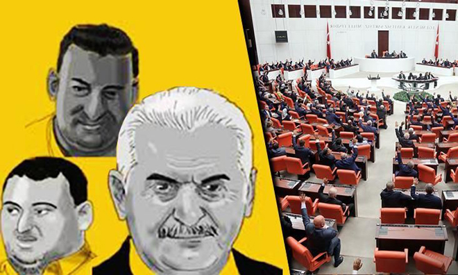 Aile Boyu Off-Shore'un Araştırılmasını AKP'liler Reddetti
