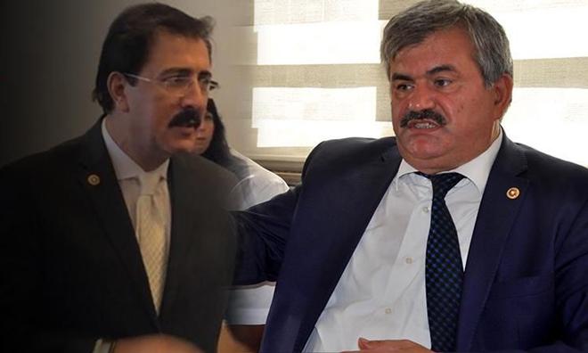 AKP'de PKK ile Masaya Oturma Kavgası
