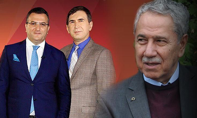 Arınç'tan AKP Propagandistlerine: Bak Küçük Maşa…