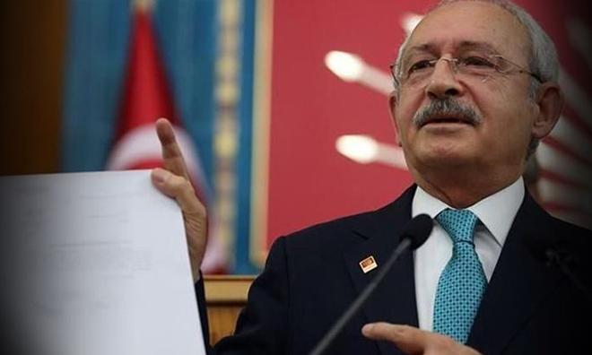 Kılıçdaroğlu Belgeleri Açıkladı: Haysiyetli Bir Adamsan Gereğini Yapacaksın