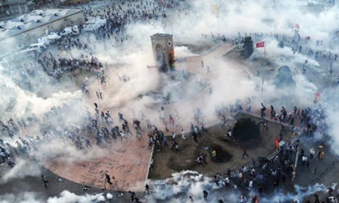İçişleri Bakanlığı'na Gezi Direnişi Tazminatı