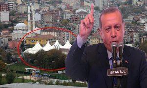 "Durmak Yok İstanbul'a ""İhanete"" Devam"