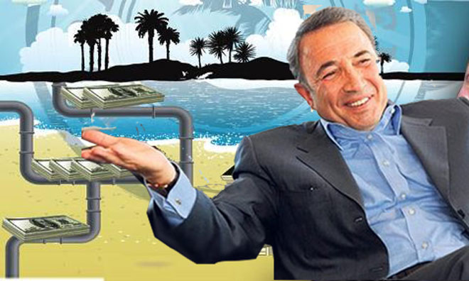 Cennetin Altın Müşterisi AKP'li Holding Patronu