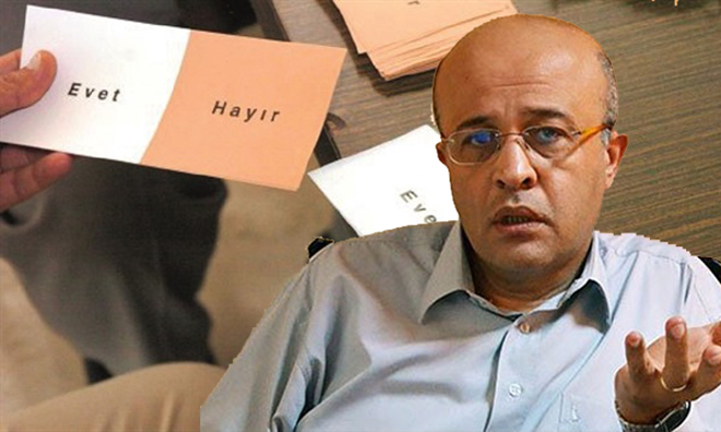 """AYM 16 Nisan Referandumunu İptal Edebilir"""