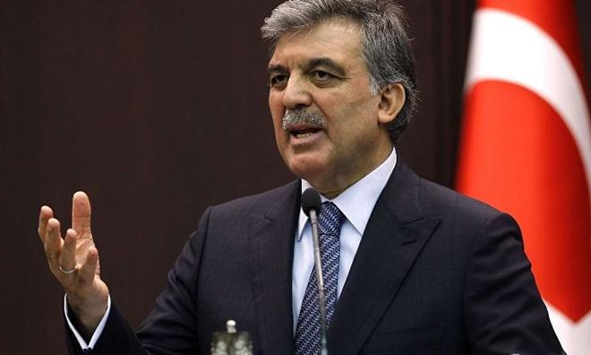 Abdullah Gül'den KHK Uyarısı: Kaygı Verici
