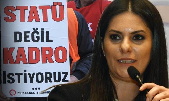 Taşeronların Hevesi Kursağında Kaldı… AKP'den Sınav ve Soruşturma Şartı