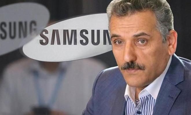 """Samsung'un Samsun Valisi Kaymak'a Selamı Var"""