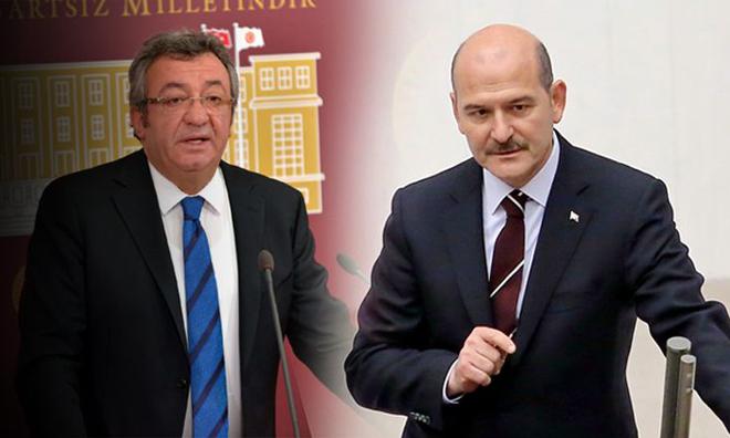 CHP'li Altay'dan AKP'li Soylu'ya: Diarrhée De La Bouche