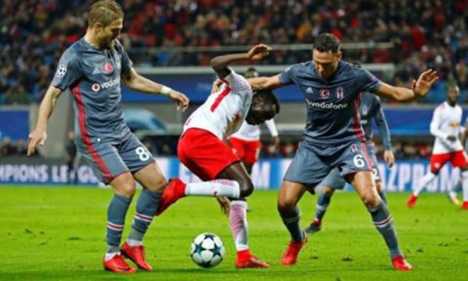 Beşiktaş Yedeklerle Tarih Yazdı