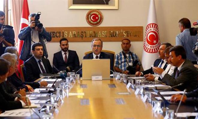 Darbe Komisyonu'nda Skandal… AKP Belgeleri Saklamış