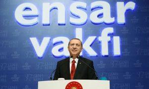 AKP Ensar'ın Arkasına Saklanıp Evlere Girecek