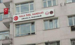 AKP'nin Silahlı Militerleri Dernek Kurdu