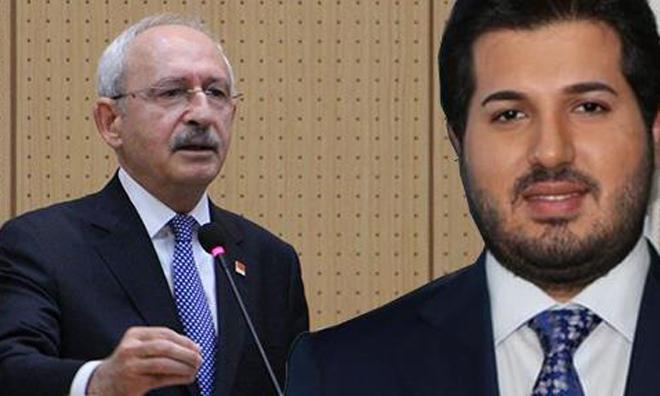Reza Zarrab Kılıçdaroğlu'na Açtığı Davalarından Vazgeçti